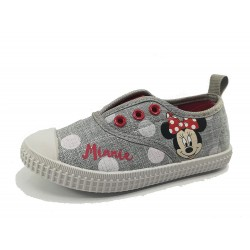 MINNIE ZAPATILLAS LONETA