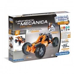 LABORATORIO MECANICA BUGGY Y QUAD