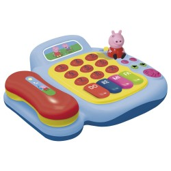 PEPPA PIG ACTIVITY TELEFONO PIANO