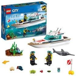 YATE DE BUCEO LEGO 60221