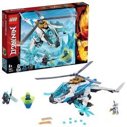 SHURICOPTERO NINJAGO LEGO 70673