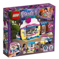 CAFETERIA CUPCAKE DE OLIVIA LEGO 41366