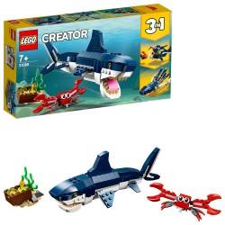 CRIATURAS DEL FONDO MARINO LEGO 31088