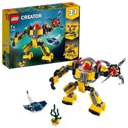 ROBOT SUBMARINO LEGO 31090
