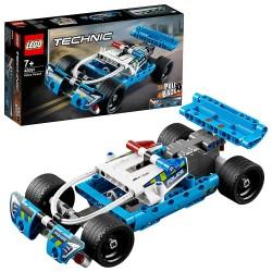 CAZADOR POLICIAL LEGO 42091