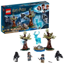 HARRY POTTER EXPECTO PATRONUM LEGO 75945
