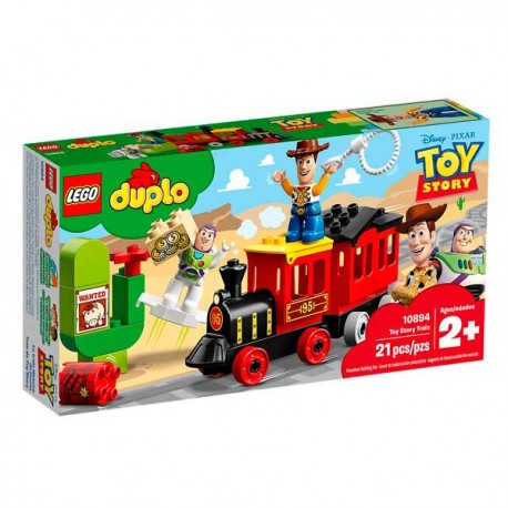 TREN DE TOY STORY LEGO 10894