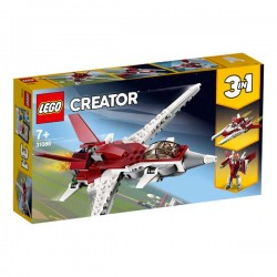 REACTOR FUTURISTA LEGO 31086