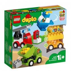 DUPLO MIS PRIMEROS COCHES LEGO 10886