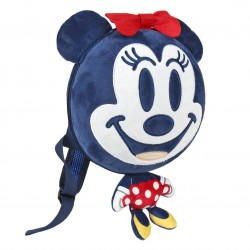 MINNIE MOUSE MOCHILA GUARDERIA 3D