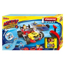MICKEY ROADSTER RACERS PISTA CARRERA