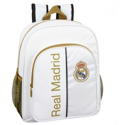 REAL MADRID MOCHILA JUNIOR ADAPTABLE