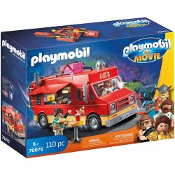 FOOD TRUCK DEL PLAYMOBIL 70075