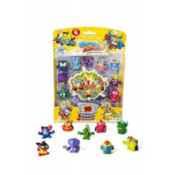 SUPER ZINGS SERIE 4 BLISTER 10 FIGURAS