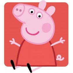 PEPPA PIG COJIN CON APLICACIONES