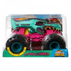 ZOMBIE WREX MONSTER TRUCKS