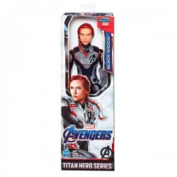 BLACK WIDOW TITAN HERO SERIES