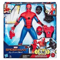 SPIDER MAN FIGURA DELUXE