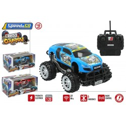 COCHE RADIO CONTROL CROSS COUNTRY
