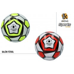BALON FUTBOL AKTIVE TOP PLAYER 210 MM 420 G