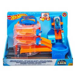 HOT WHEELS CONCESIONERIO GIRATORIO