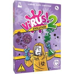 VIRUS 2 EVOLUTION JUEGO DE CARTAS