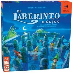 JUEGO LABERINTO MAGICO