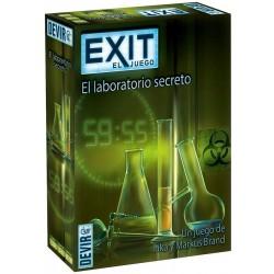 JUEGO EXIT 3 EL LABORATORIO SECRETO