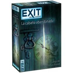 JUEGO EXIT 1 LA CABAÑA ABANDONADA