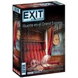 JUEGO EXIT MUERTE EN EL ORIENT EXPRESS