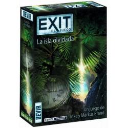 JUEGO EXIT 5 LA ISLA OLVIDADA