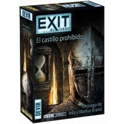 JUEGO EXIT 4 EL CASTILLO PROHIBIDO