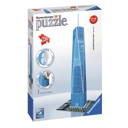 PUZZLE 3D ONE WOLRD TRADE CENTER
