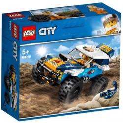 COCHE DE RALLY DEL DESIERTO LEGO 60218