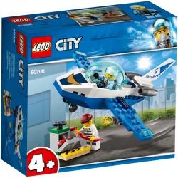POLICIA AEREA JET PATRULLA LEGO 60206