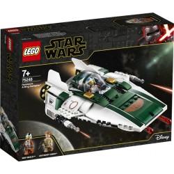 CAZA ESTELAS ALA A DE LA RESISTENCIA LEGO 75248