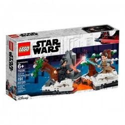 DUELO EN LA BASE STARKILLER LEGO 75236