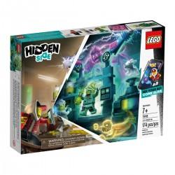 LABORATORIO DE FANTASMAS DE J.B. LEGO 70418