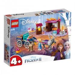 AVENTURA EN CARRETA DE ELSA LEGO 41166