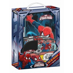 SPIDERMAN SET DE REGALO