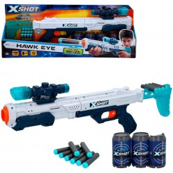 X-SHOT EXCEL RIFLE HAWK EYE