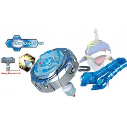 PEONZA SPIN FIGHTER SINGLE PACK 8 MODELOS