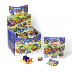 SUPER ZINGS SERIE 5 AEROWAGON