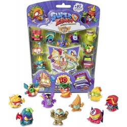 SUPER ZINGS SERIE 5 BLISTER 10 FIGURAS